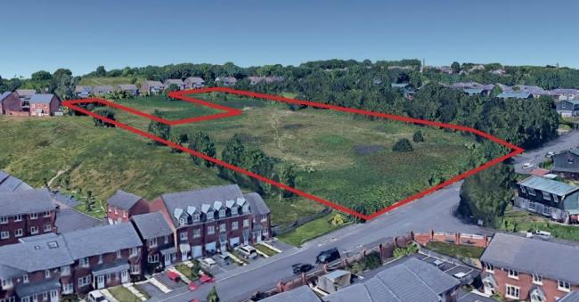 New homes planned for Little Harwood
