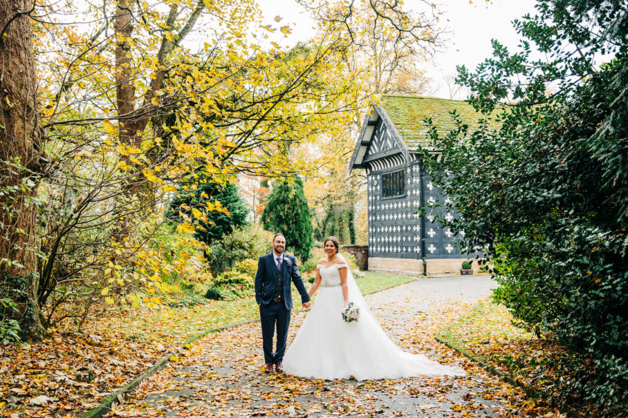 Samlesbury Hall: Autumnal Wedding Open Evening