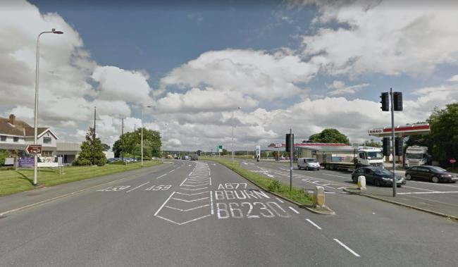 Major road closed as police deal with serious accident