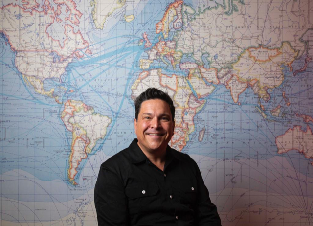 Dom Joly's Holiday Snaps - Travel and Comedy In The Danger Zone