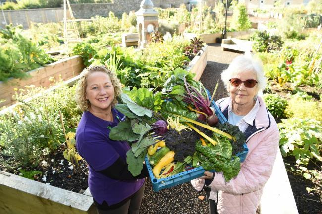 Kitchen Garden Helps Oswaldtwistle Food Bank Provide Five A
