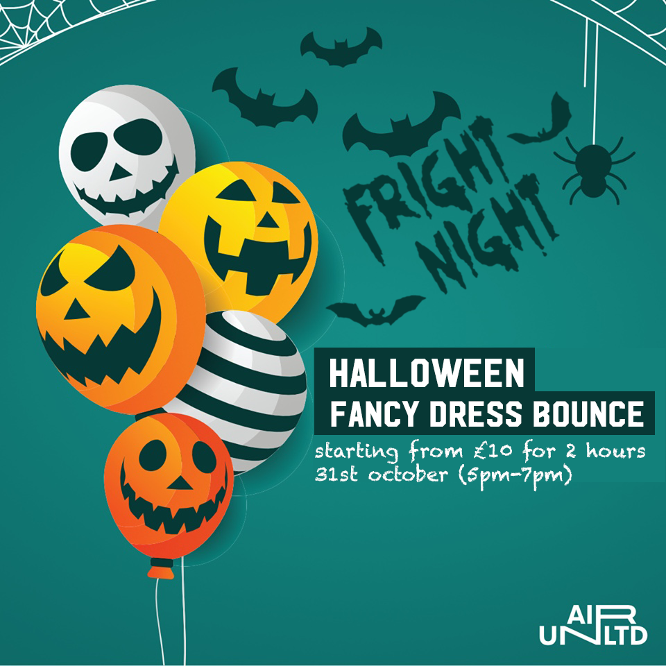 Halloween party @ Air Unlimited Burnley