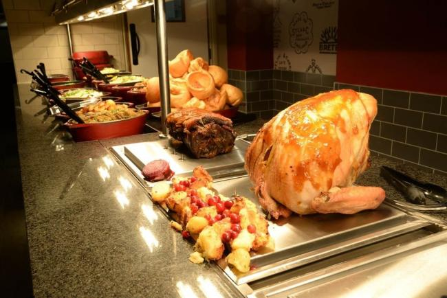 Toby Carvery is now available on JustEat