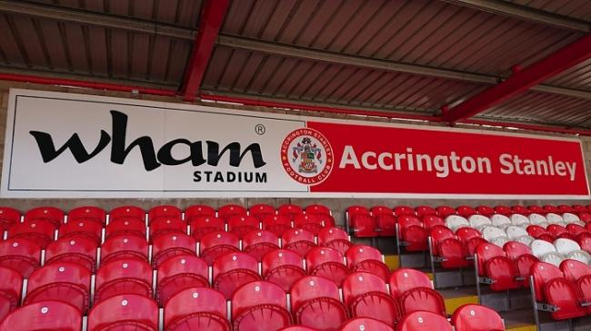 Temporary banning orders issued by Accrington Stanley after away game