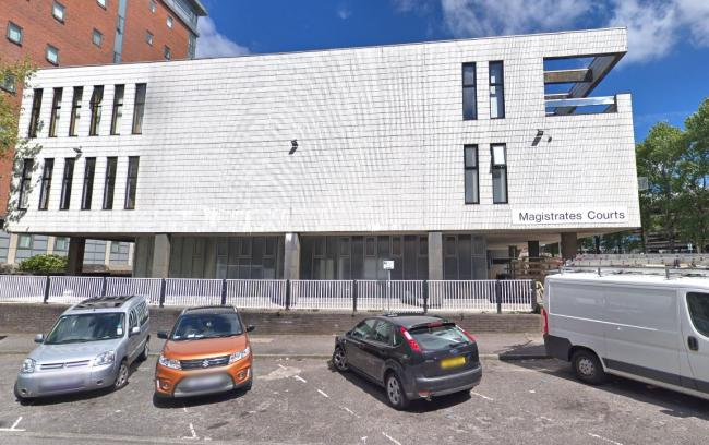 Ashraf Sidat, 47, did not enter any pleas in the short hearing in front of Preston magistrates