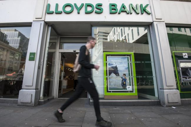 A Lloyds bank