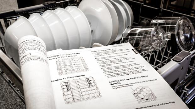 Lancaster And Morecambe Citizen: Find your dishwasher's user manual, and use it. Yeah, it's not a compelling read, but it will show you the best ways to load. And if anything ever goes wrong, the manual will help you troubleshoot. Credit: Reviewed / Jonathan Chan