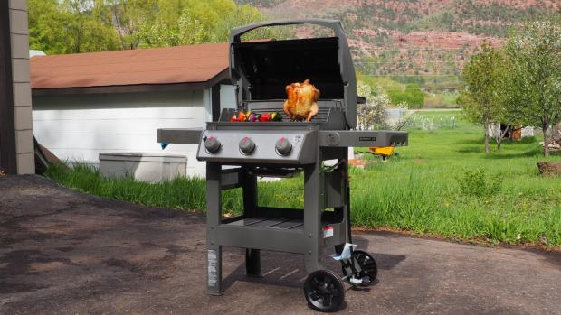 Lancaster And Morecambe Citizen: The Weber Spirit II E-310 remains the best gas BBQ we've tested. Credit: Reviewed