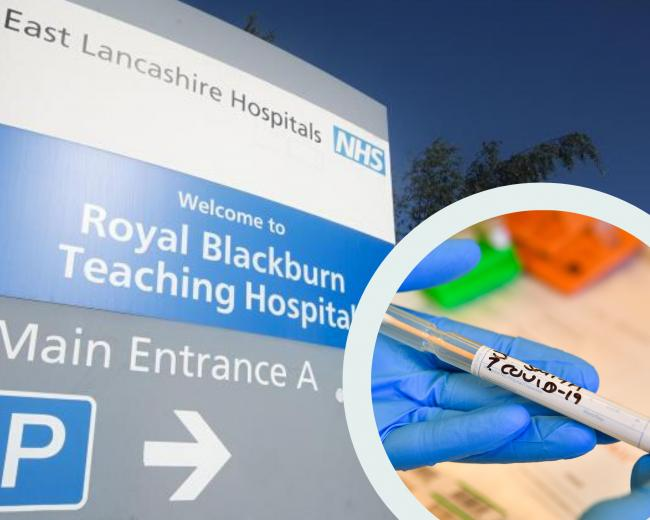 Spike in coronavirus deaths as East Lancashire hospitals record FIVE deaths in one day