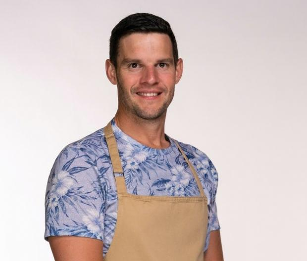 Lancaster And Morecambe Citizen: Dave is among contestants for The Great British Bake Off (C4/Love Productions/Mark Bourdillon)