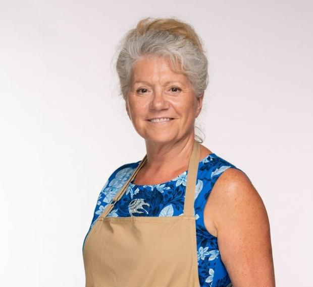 Lancaster And Morecambe Citizen: Retiree Linda will put her culinary skills to the test in the latest series of The Great British Bake Off (C4/Love Productions/Mark Bourdillon)