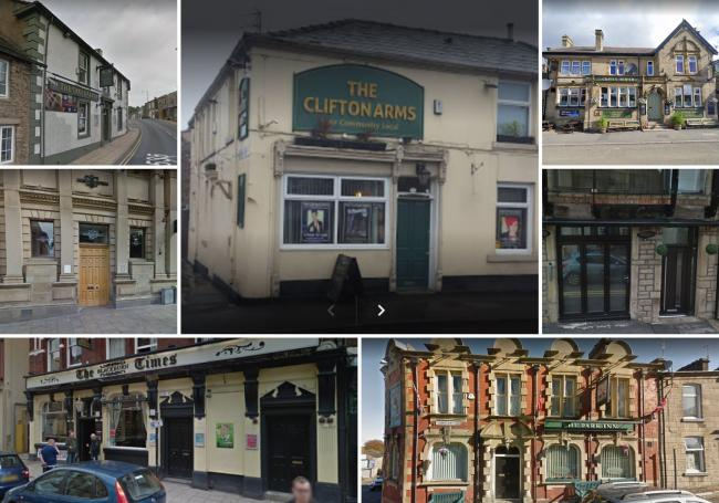 Over 1000 of Lancashire's pubs have been affected by tier three restrictions