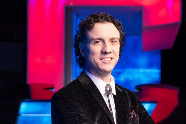 Lancaster And Morecambe Citizen: The new Chaser, Darragh 'The Menace' Ennis. Picture: ITV