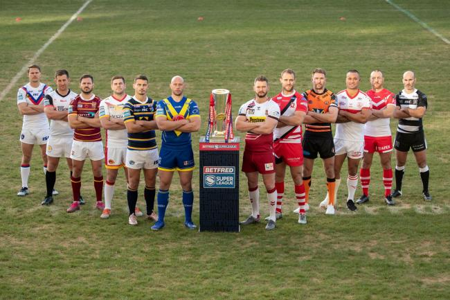 The 2021 Super League season has been pushed back by two weeks