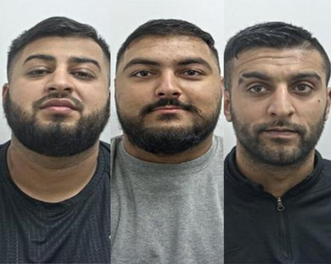 Dealers who flooded East Lancashire's streets with heroin and crack cocaine jailed