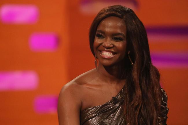 Strictly Come Dancing champion Oti Mabuse