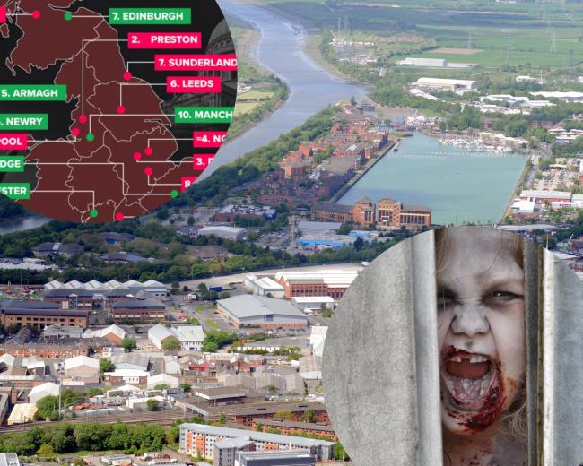 This place in Lancashire is deemed one of the least likely places to survive a zombie apocalypse