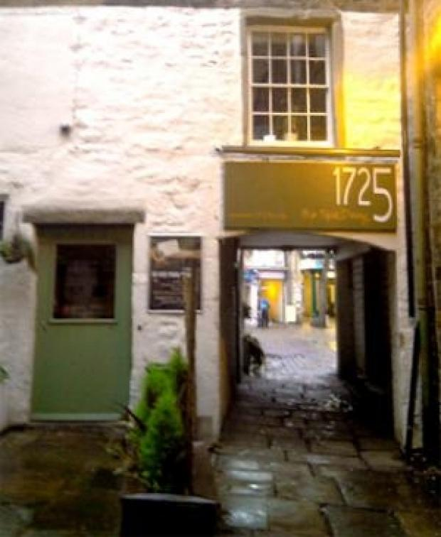 Lancaster And Morecambe Citizen: MAGIC NUMBER: 1725 restaurant in Lancaster