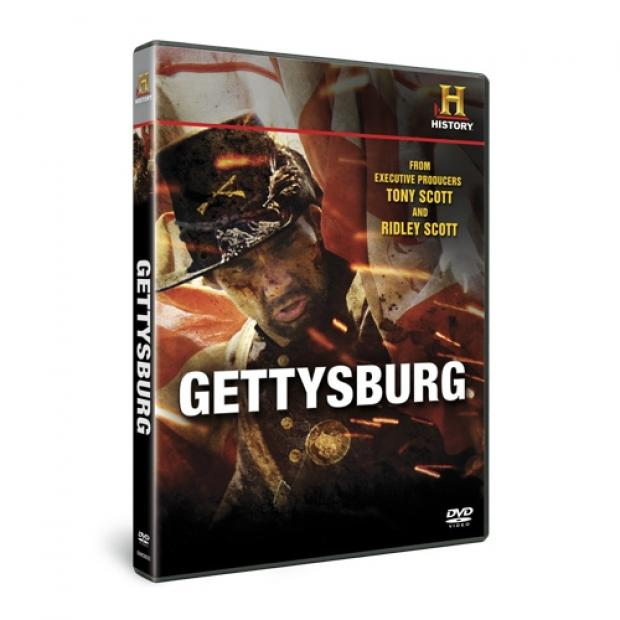 Win a copy of Ridley Scott's Gettysburg on DVD