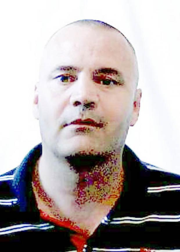 Lancaster And Morecambe Citizen: FUGITIVE Ivan Leach has local links