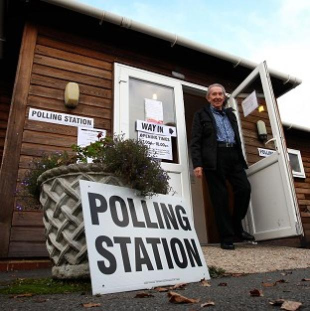 Lancaster And Morecambe Citizen: Just under 16 per cent of the electorate in Wiltshire came out to vote in the police and crime commissioner elections