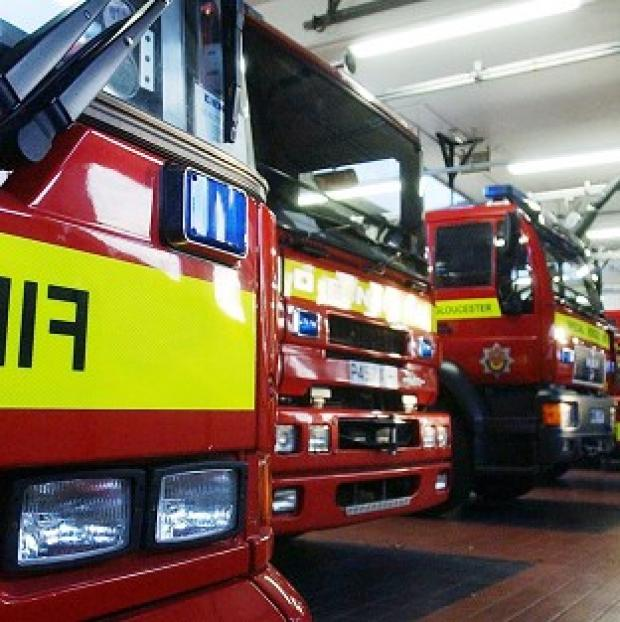 Lancaster And Morecambe Citizen: Firefighters were called to a canal boat where a man and his dog were found dead