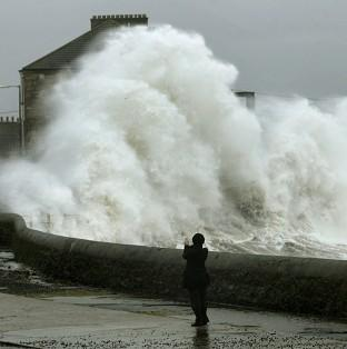 Lancaster And Morecambe Citizen: The UK is suffering the worst winter storms in 20 years with more on the way.