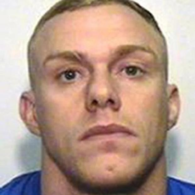 Lancaster And Morecambe Citizen: Lee Willis, one of Britain's most-wanted criminals, who was thought to be hiding in Spain, has been arrested in Bolton (PA/National Crime Agency)