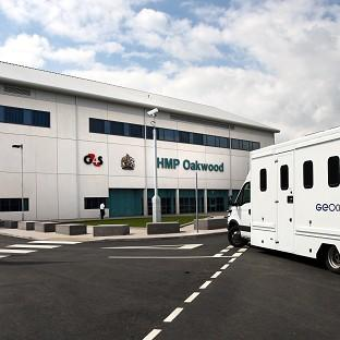 "Lancaster And Morecambe Citizen: HMP Oakwood where security firm G4S has ""contained"" an incident"