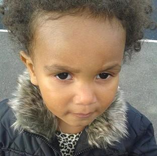 Lancaster And Morecambe Citizen: The mother of Amina Agboola, two, from Yaxley, Cambridgeshire, has been charged in connection with her death.