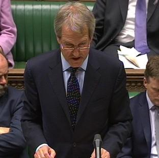 Lancaster And Morecambe Citizen: Environment Secretary Owen Paterson has been answering questions from MPs on the recent floods