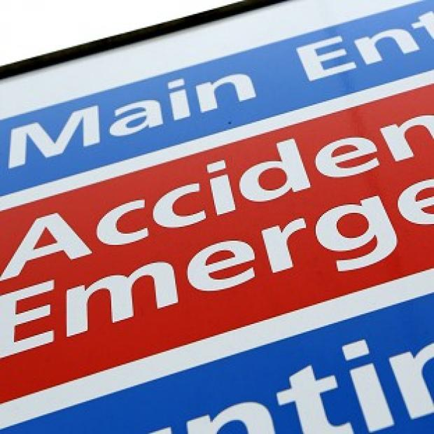Lancaster And Morecambe Citizen: Figures indicate a fall in the number of patients seen within four hours at accident and emergency departments.