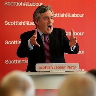 "Lancaster And Morecambe Citizen: Former Prime Minister Gordon Brown has called for constitutional reforms to create a ""union for social justice"" in which the UK can pool and share resources for the benefit of all"