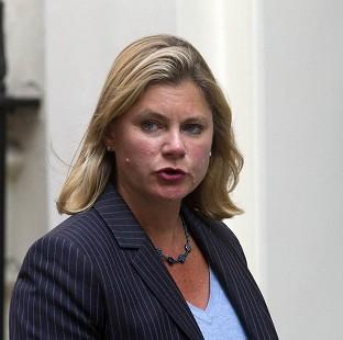 Lancaster And Morecambe Citizen: Justine Greening has highlighted the plight of Syrian civilians.