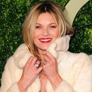 Lancaster And Morecambe Citizen: Supermodel Kate Moss has spent more than half her life in the public eye.