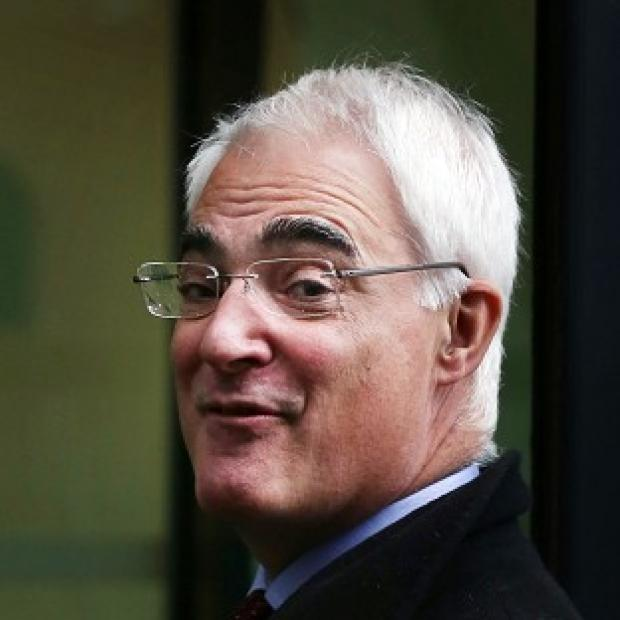 Lancaster And Morecambe Citizen: Alistair Darling, leader of the cross-party Better Together group, says staying in the UK will benefit young Scots