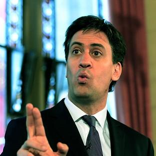 Lancaster And Morecambe Citizen: Ed Miliband has vowed to shake up high street banking