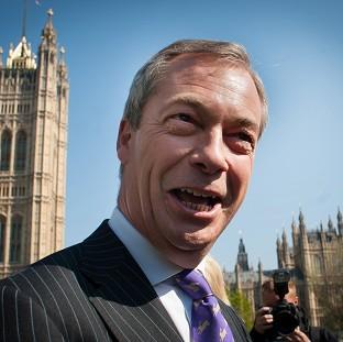 Lancaster And Morecambe Citizen: Ukip leader Nigel Farage has pledged a clearout of the 'barmy' element in his party