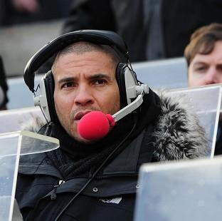 Lancaster And Morecambe Citizen: Police are investigating the abuse on Twitter of former footballer Stan Collymore, who is now a successful broadcaster