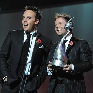 Lancaster And Morecambe Citizen: Anthony McPartlin and Declan Donnelly are looking to capture another National Television Award