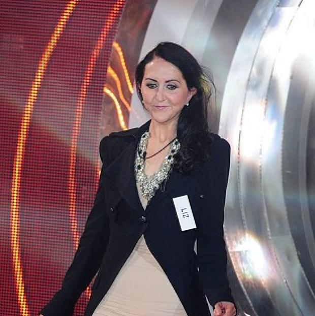 Lancaster And Morecambe Citizen: Liz Jones left the Celebrity Big Brother House to boos