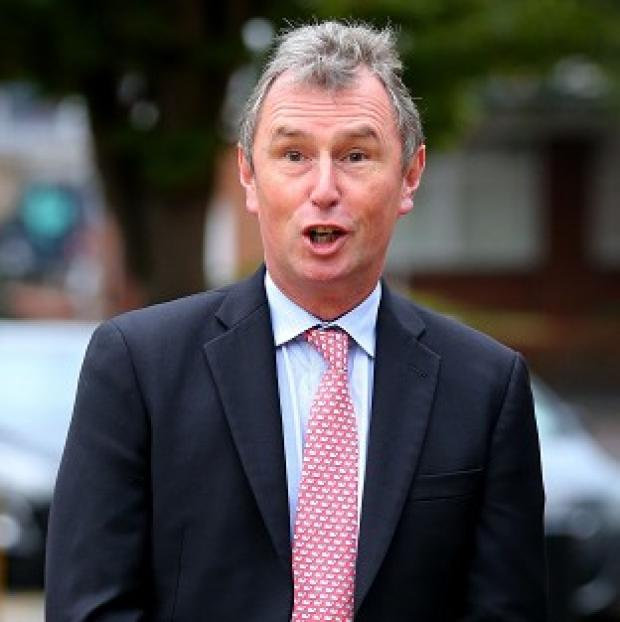 Lancaster And Morecambe Citizen: Former Commons deputy speaker Nigel Evans is accused of sex offences against seven men
