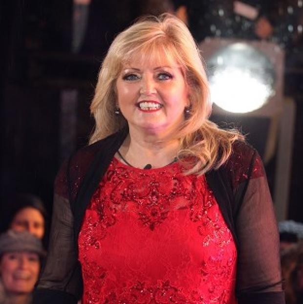 Lancaster And Morecambe Citizen: Linda Nolan is evicted from the Celebrity Big Brother house to boos from the crowd