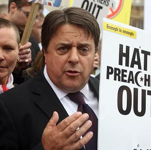 Lancaster And Morecambe Citizen: BNP leader Nick Griffin reportedly has links with Hungarian party Jobbik