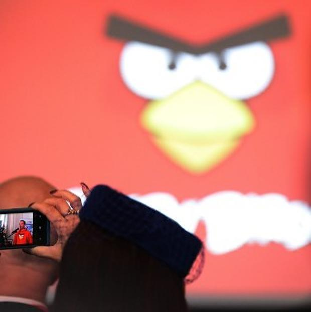 Lancaster And Morecambe Citizen: The Angry Birds mobile phone app is used by spy agencies to gain information on players, according to leaked documents