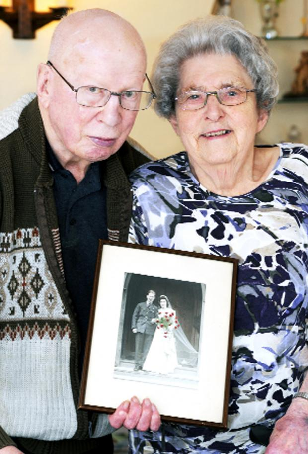 Lancaster And Morecambe Citizen: John and Joyce Jenkinson