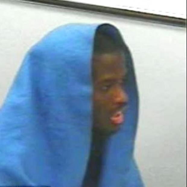 Lancaster And Morecambe Citizen: A picture of Michael Adebolajo taken during interviews with police which was shown in court during his trial