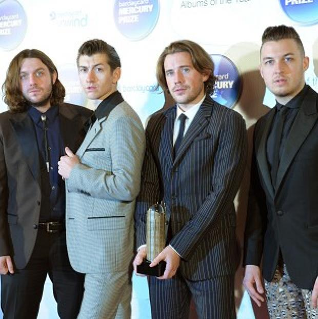 Lancaster And Morecambe Citizen: The Arctic Monkeys are to headline two festivals this summer