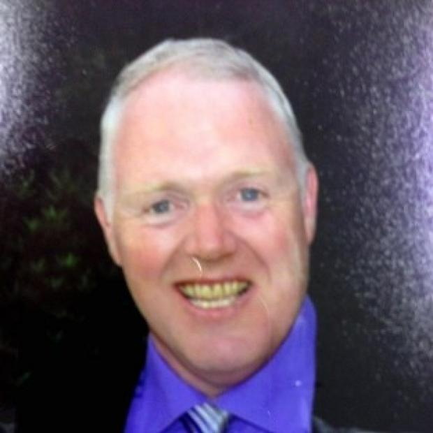 Lancaster And Morecambe Citizen: Prison officer David Black was shot dead on his way to work in November 2012