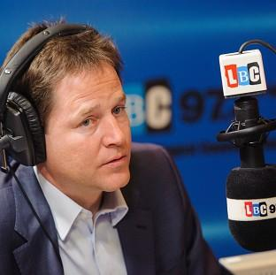 Lancaster And Morecambe Citizen:  Nick Clegg says Lib Dem ministers will not be in Sochi because of anti-gay laws